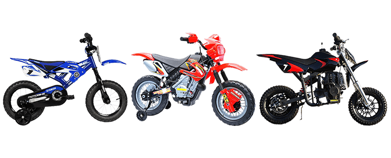 Best Kids' Dirt Bikes