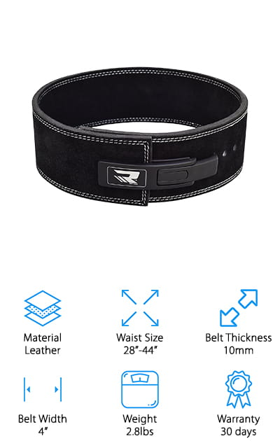 RDX Powerlifting Belt