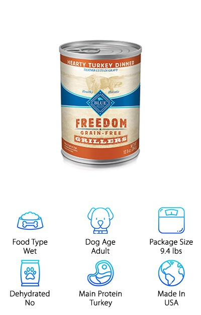 Blue Freedom Wet Dog Food