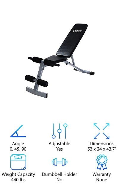 Goplus Incline Bench Foldable