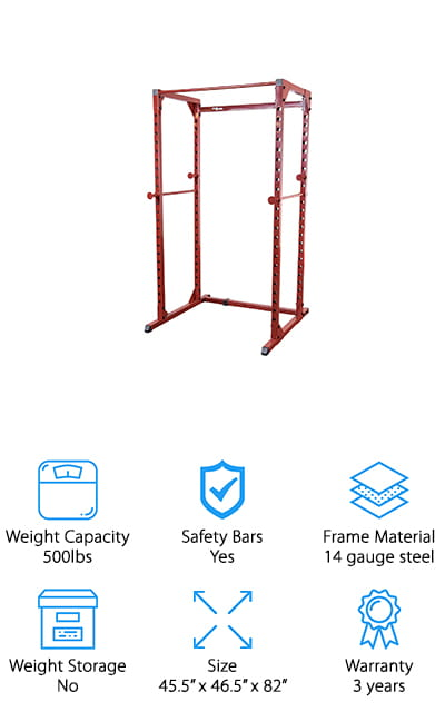 Best Fitness Power Rack