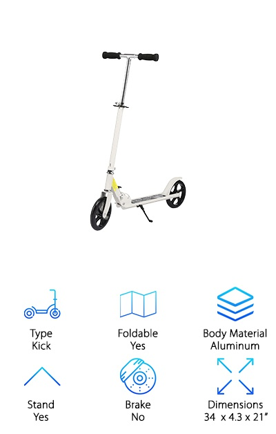 Oanon Adult Kick Scooter