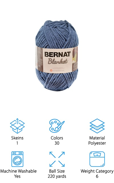 Best Yarns for Baby Blankets