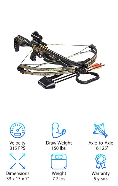 Barnett Jackal Crossbow Set