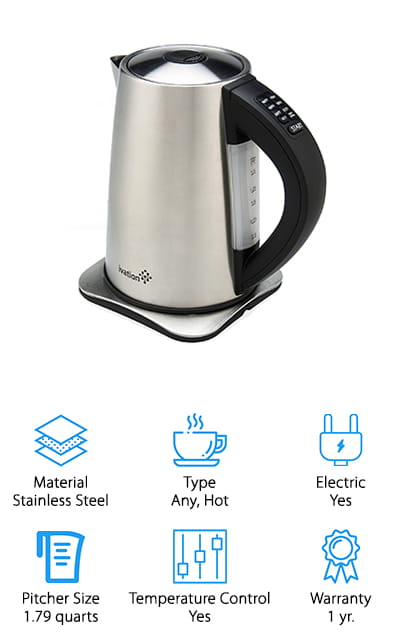 Ivation Precision Tea Pot