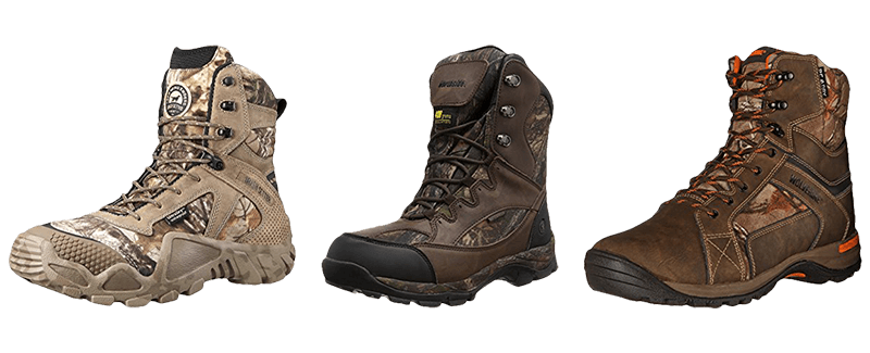 873a5990c1b 10 Best Hunting Boots 2019 [Buying Guide] – Geekwrapped