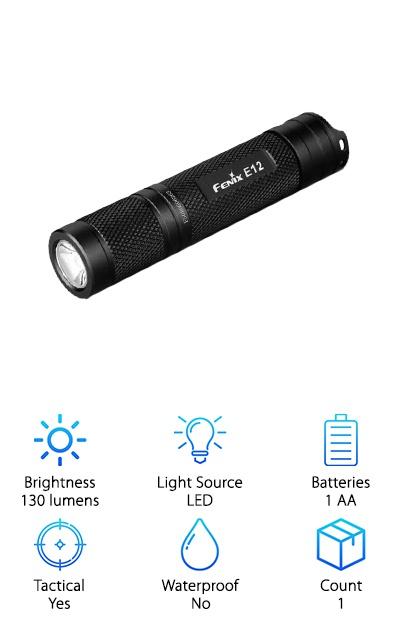 Fenix Flashlights E12