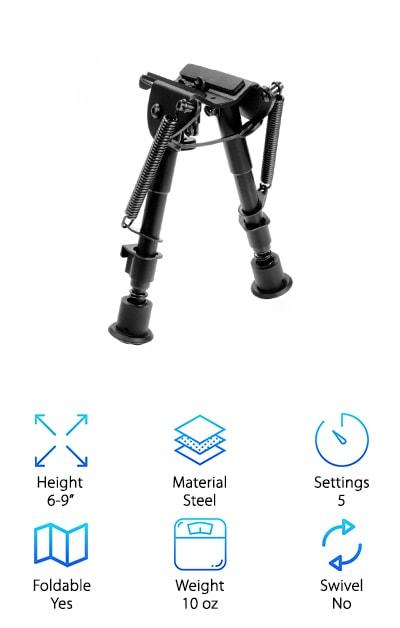 X-Aegis Rifle Bipod