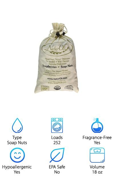 NaturOli Organic Laundry Soap