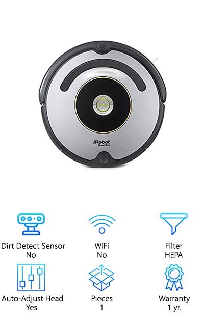 iRobot Roomba 618 Vacuum