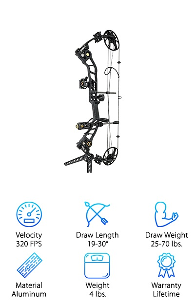 Apollo Tactical Compound Bow
