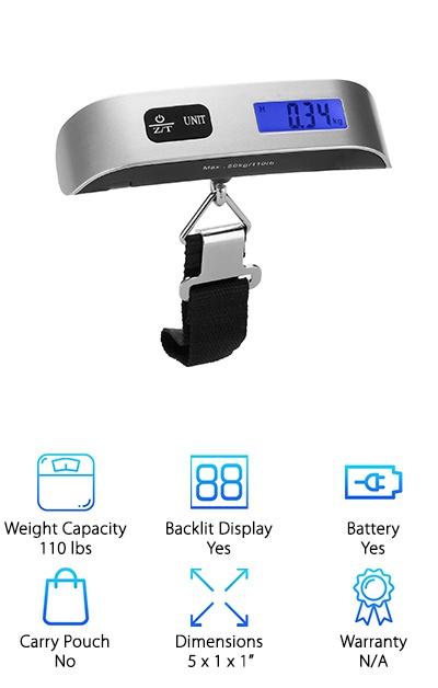 Dr. Meter Digital Scale