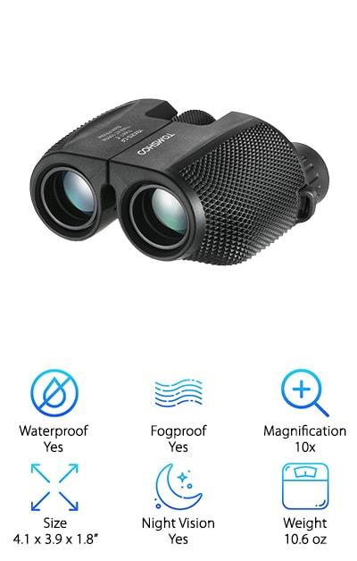TOMSHOO Compact Binocular