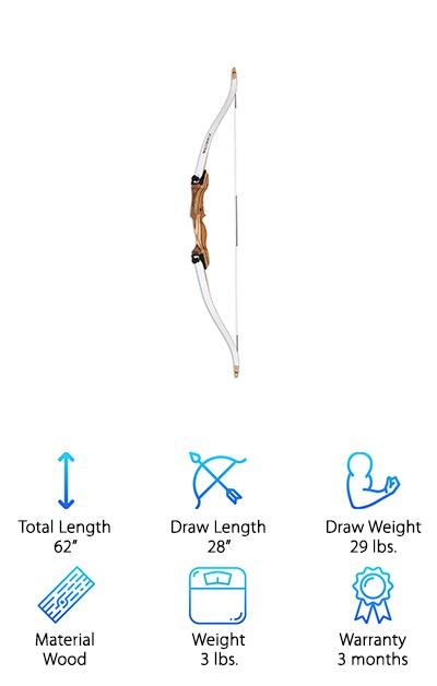 Bear Archery Bullseye X