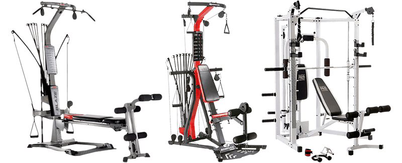 The best compact home gyms for top review