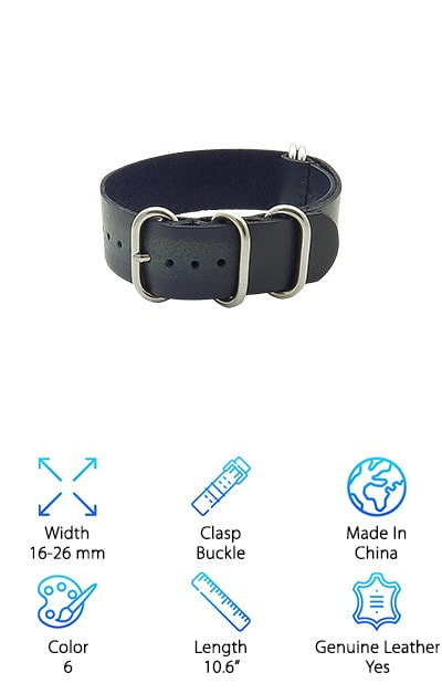 StrapsCo Watch Band