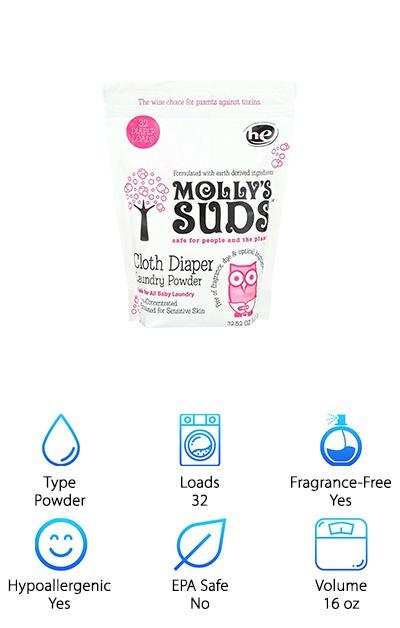 Best Cloth Diaper Detergents