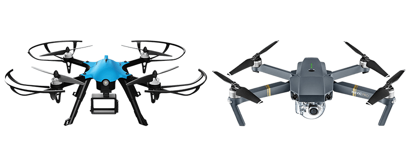 Best Long Range Drones with Camera