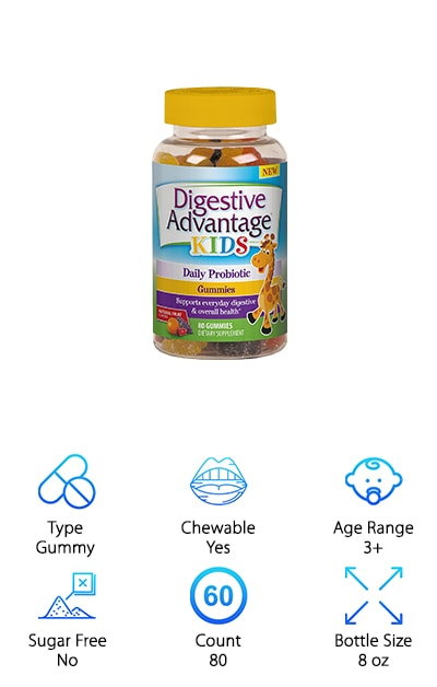 Digestive Advantage Kids Probiotic