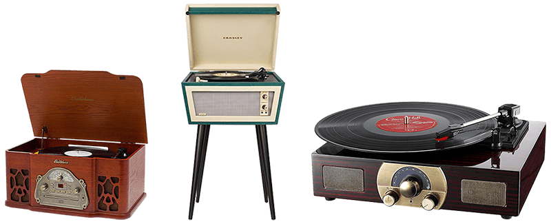 Best Vintage Style Turntables