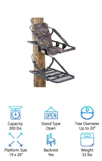 Guide Gear Extreme Tree Stand