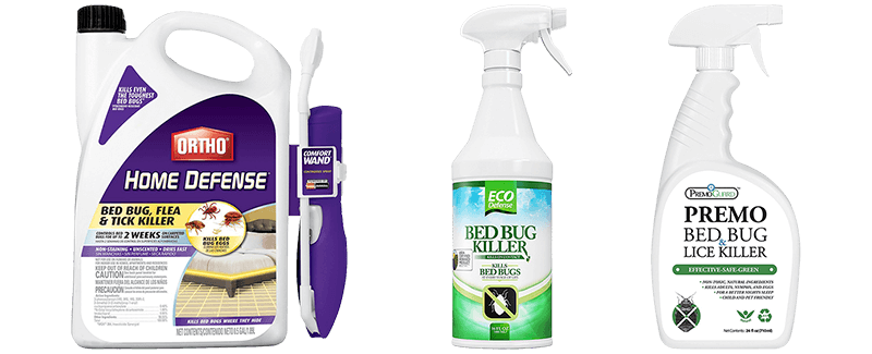 Best Bed Bug Killer Sprays Top 10 Picks