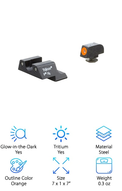 Trijicon Glock Night Sight