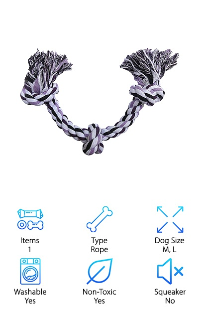 Blue's Choice Dog Rope