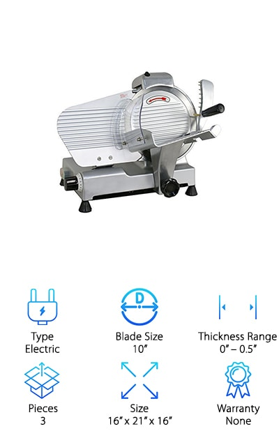 Super Deal Commercial Slicer