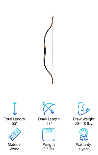 Longbowmaker Handmade Bow