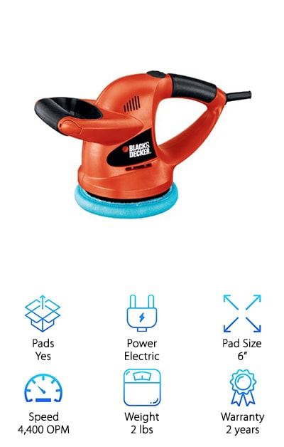 Black & Decker WP900 Polisher
