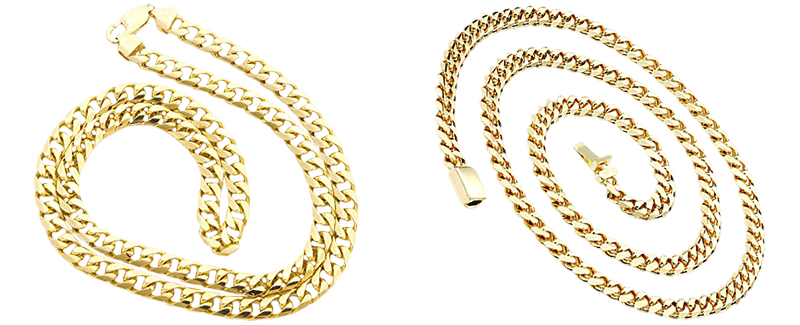 Best Miami Cuban Link Chains