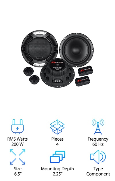 Renegade RX6.2C Speakers