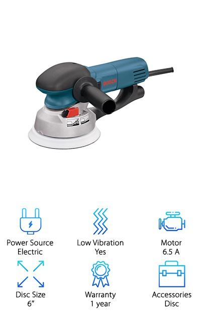 Bosch 1250DEVS Sander
