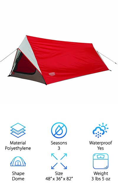 Wenzel Startlight Tent