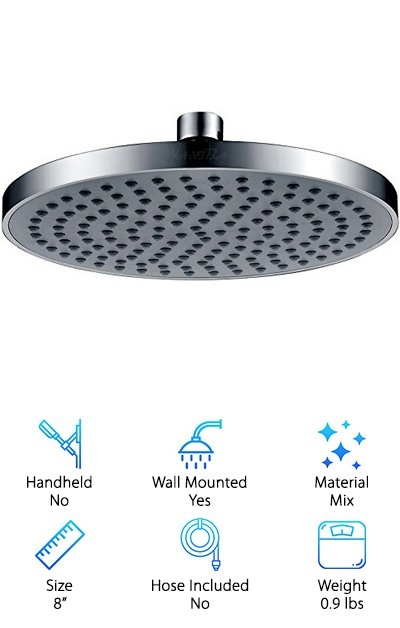 WantBa Shower Head