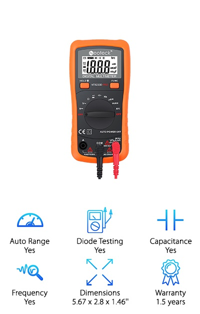 Neoteck Pocket Multimeter