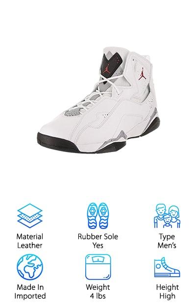 Jordan True Flight Shoe