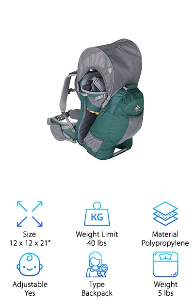 Kelty Transit Child Carrier