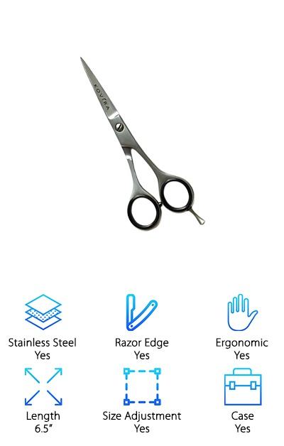 "Kovira 6.5"" Professional Shears"
