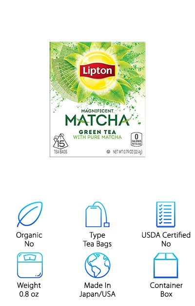 Lipton Magnificent Matcha