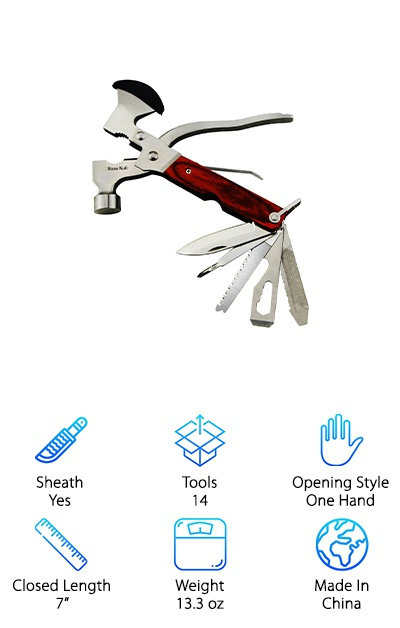 Rose Kuli Multi-Tools