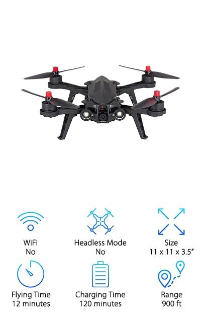 Goolsky MJX Bugs Racing Drone