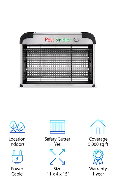 Pest Soldier Insect Killer
