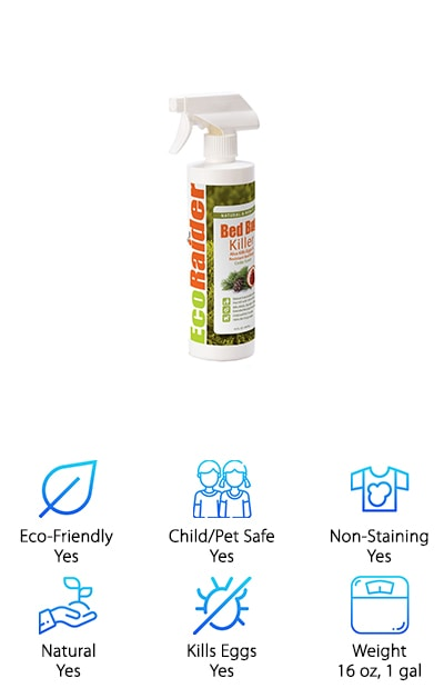 10 Best Bed Bug Killer Sprays 2020 Buying Guide Geekwrapped