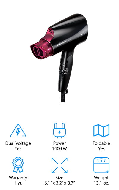 Panasonic Compact Hair Dryer
