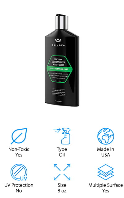 TriNova Leather Conditioner
