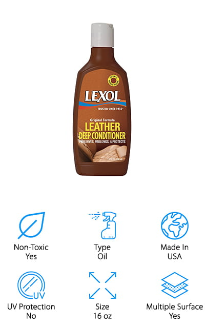 Lexol Leather Care Kit