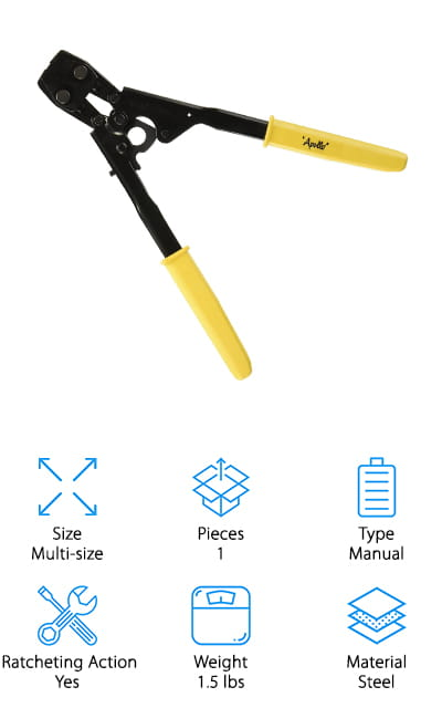 Apollo PEX Cinch Clamp Tool