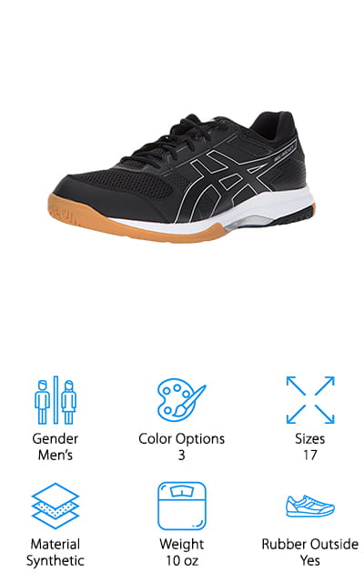 ASICS Men's Volleyball Shoe